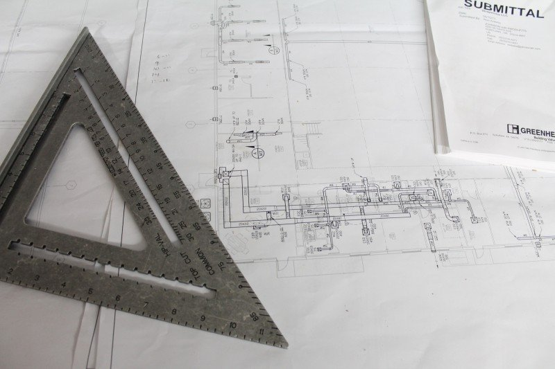 construction-plans-square-plan-building-architect